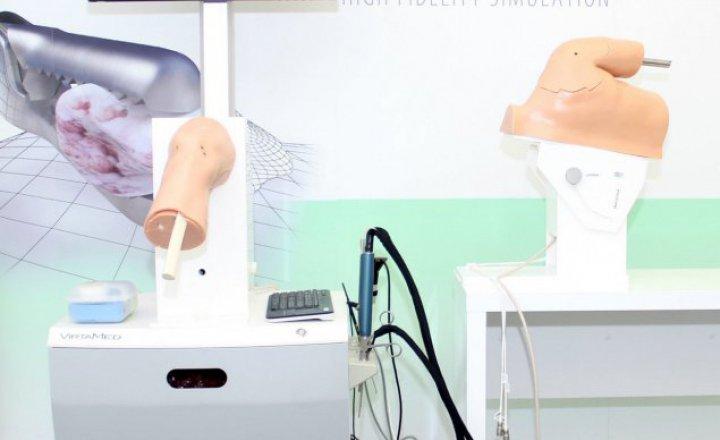 Symulatory do nauki artroskopii